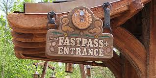 FastPass+ Entrance