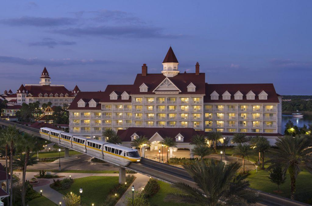 Disney World Deluxe Resorts