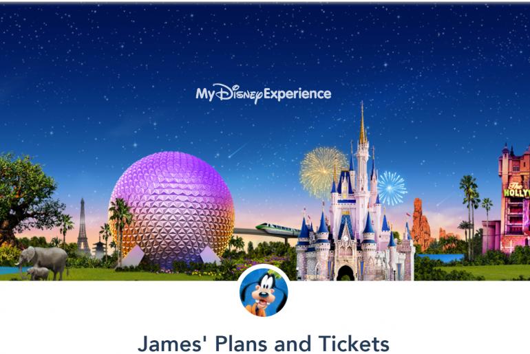 Plannning your Walt Disney World Trip!