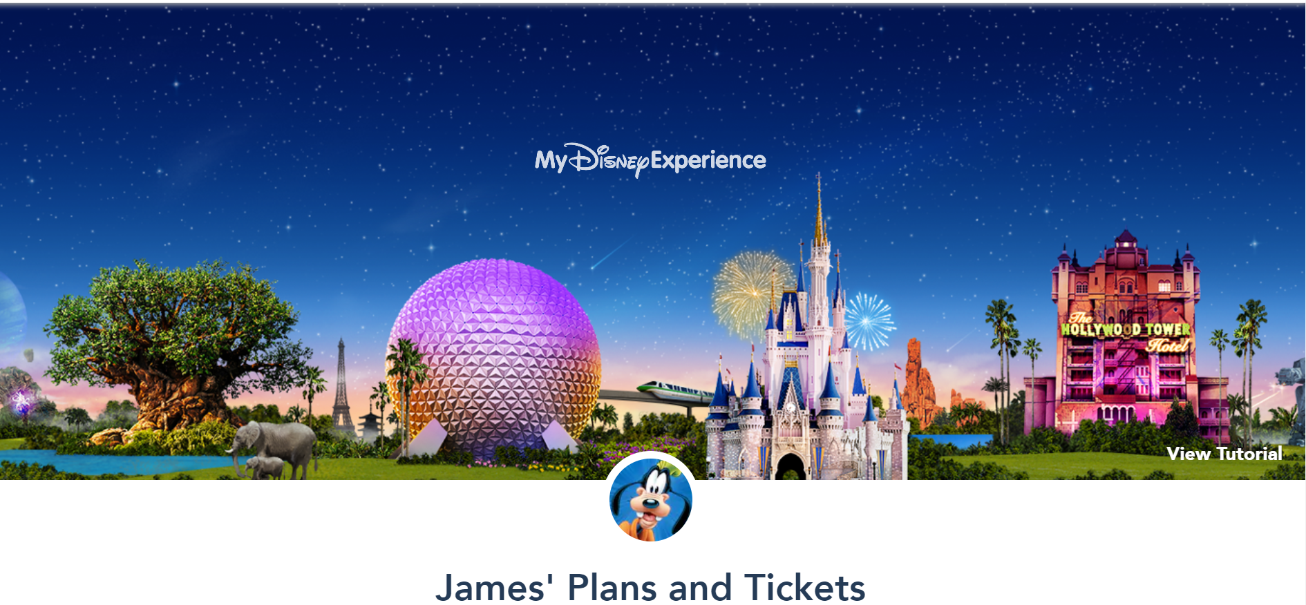 Plannning your Walt Disney World Trip!