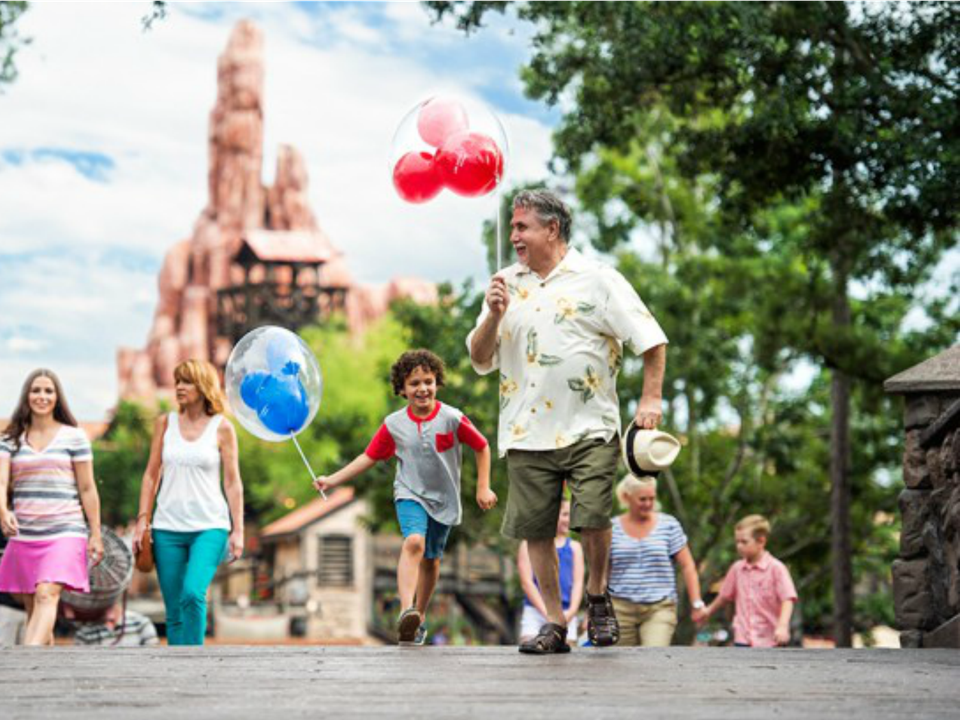 Planning a Multi-generational trip to Walt Disney World