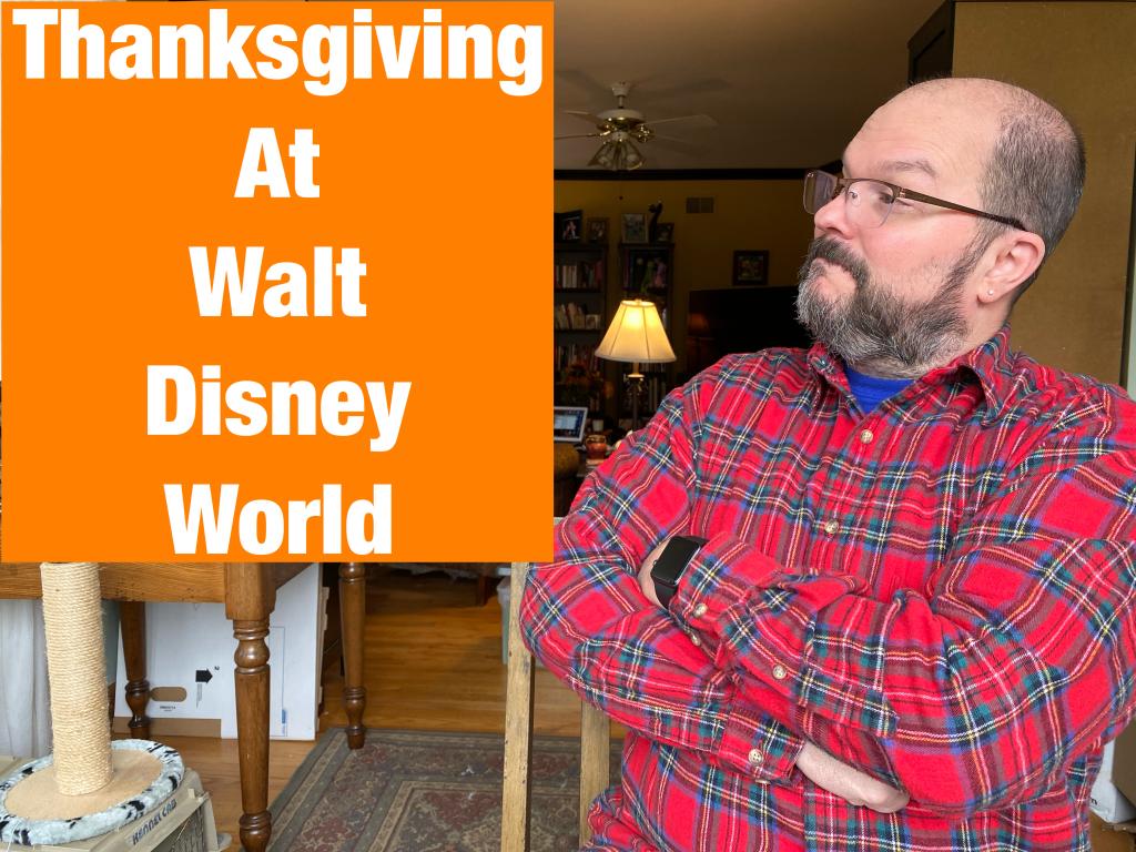 Thanksgiving At Walt Disney World