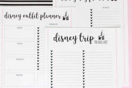 Start Planning Your Disney World Trip