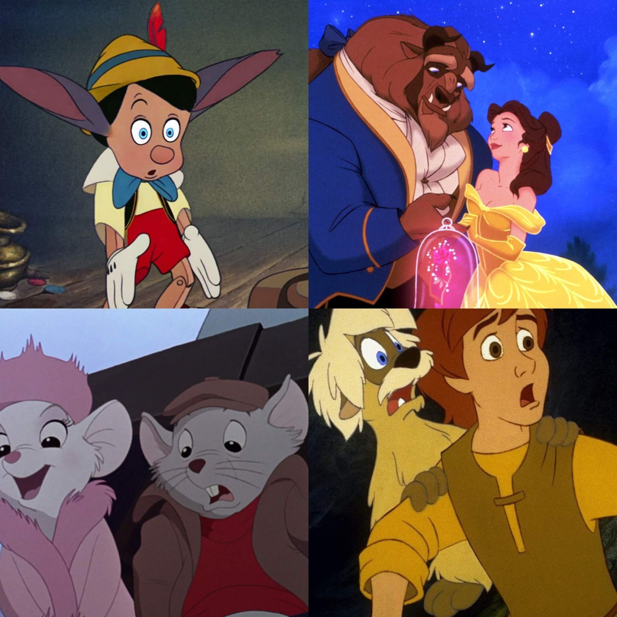 Top 5 Disney Animated Films