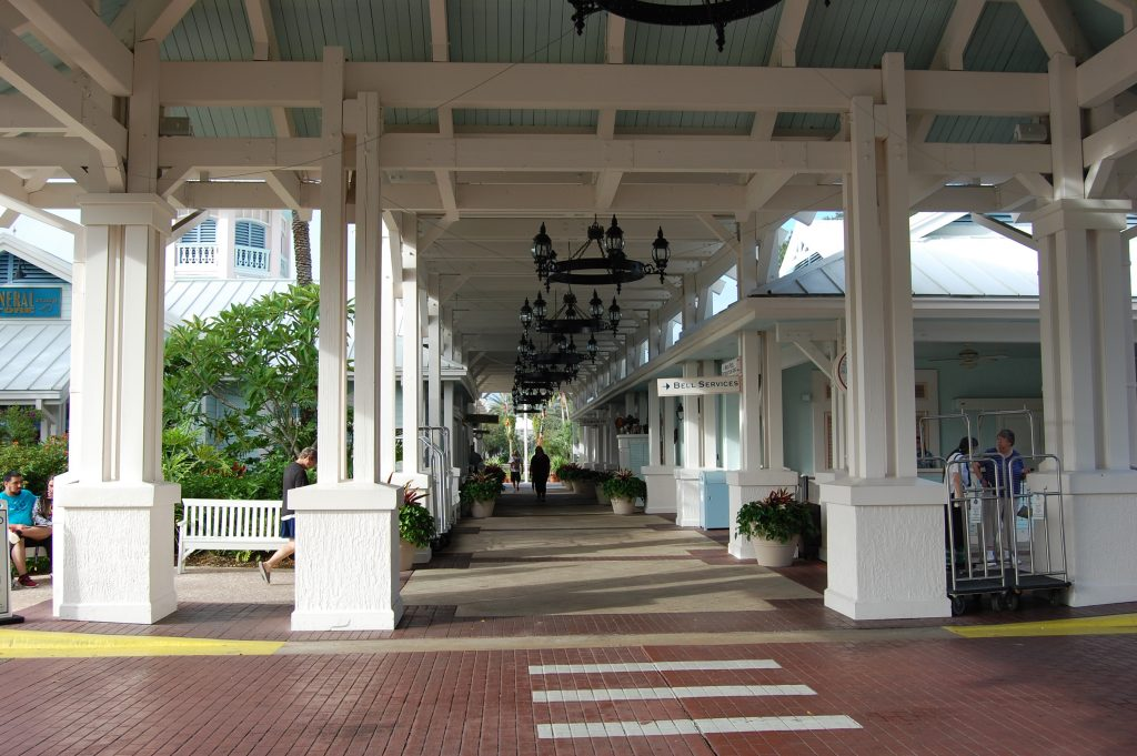 Disney Resorts Re-opening - Old Key West