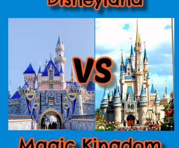 Disneyland vs. Magic Kingdom