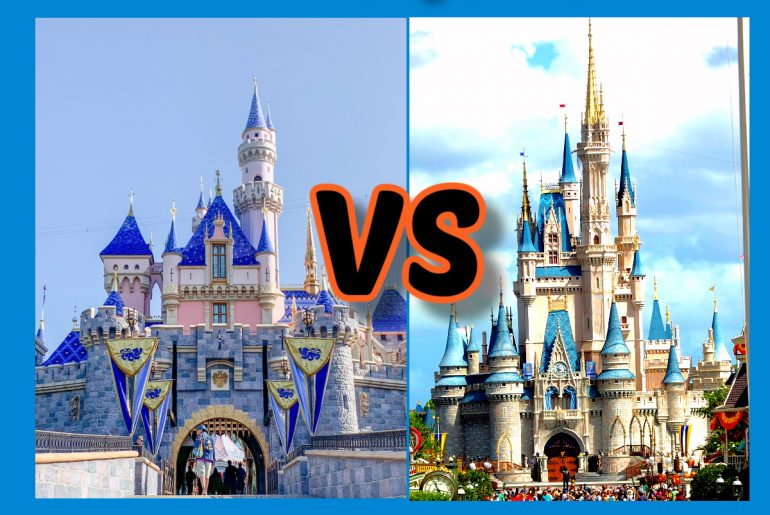 Disneyland vs. Magic Kingdom