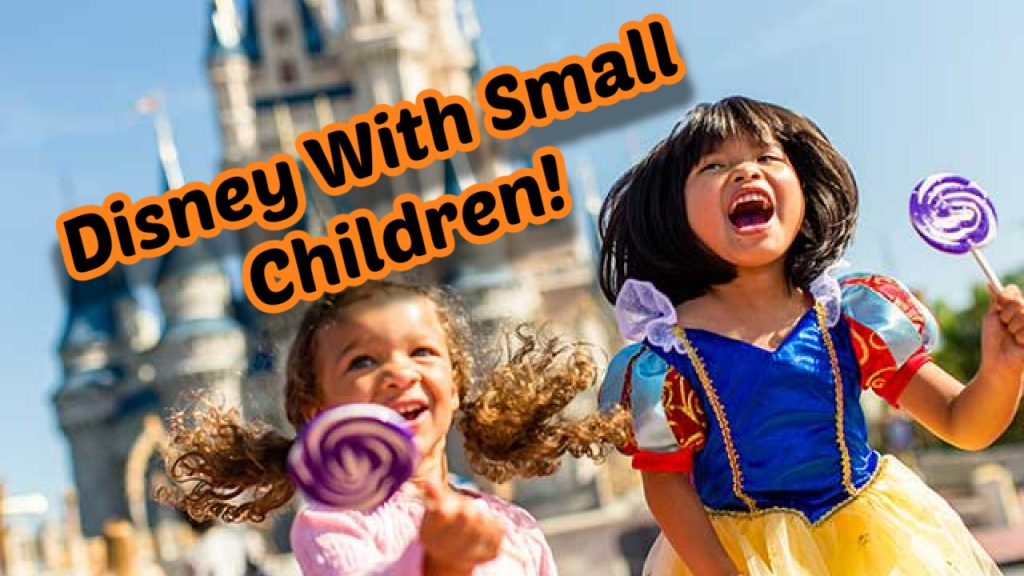 Disney With Small Children