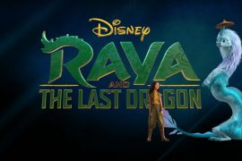 A review of Raya And the last dragon